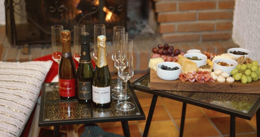 Sparkling Tour Champagne Tasting at Home