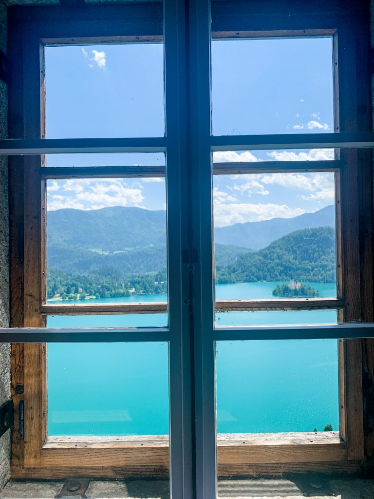 View from Castle Bled 768x1024 - Lake Bled, Slovenia